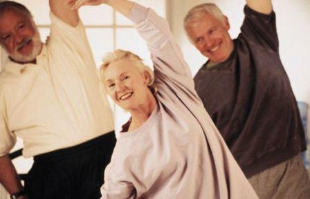 Цигун для пожилых людей после 60 лет, особенности зарядки цигун