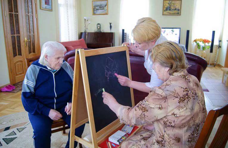 Работа в частном доме престарелых в москве список домов престарелых в твери