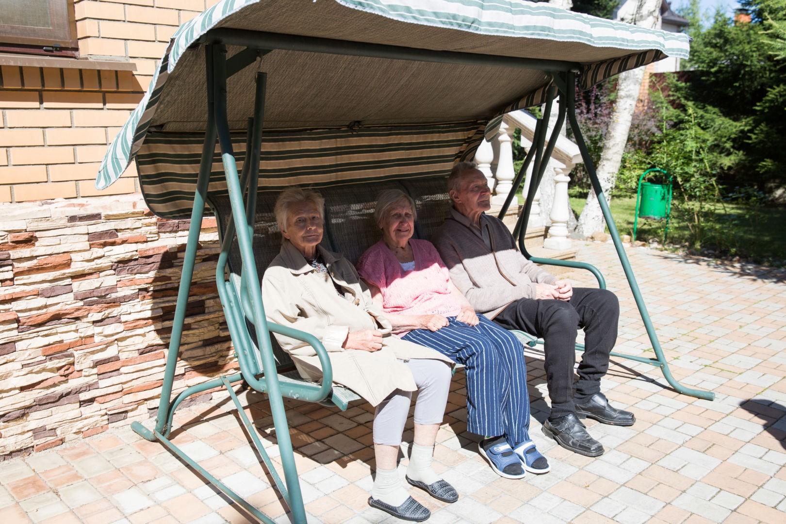 интернаты для престарелых москва