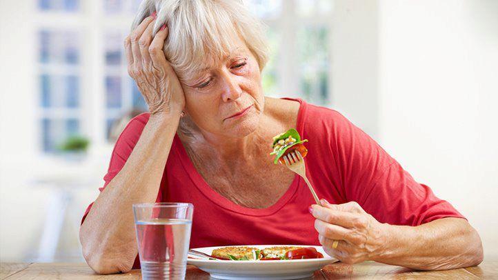 От чего пропадает аппетит у взрослого человека
